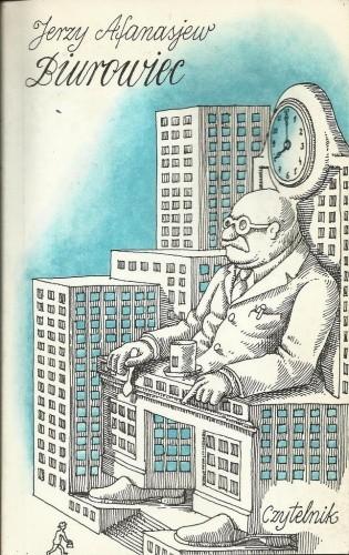 Okładka książki Biurowiec