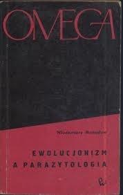 Okładka książki Ewolucjonizm a parazytologia