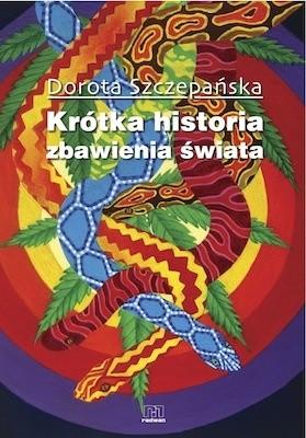 Okładka książki Krótka historia zbawienia świata
