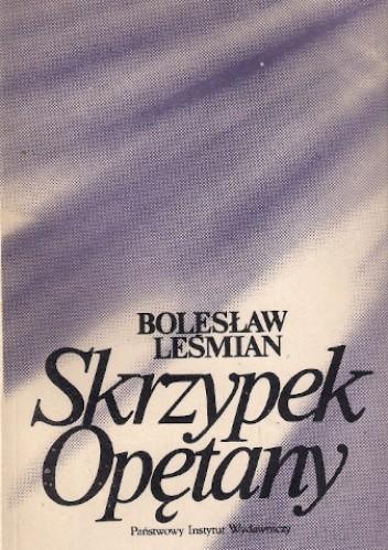 Okładka książki Skrzypek opętany