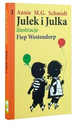 Okładka książki Julek i Julka 1