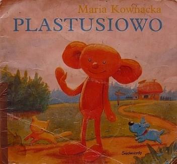 Okładka książki Plastusiowo