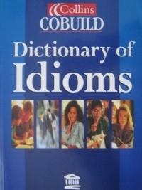 Okładka książki Dictionary of Idioms