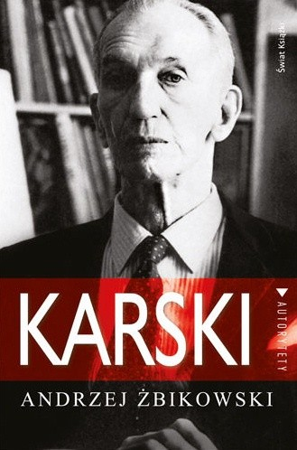 Okładka książki Karski