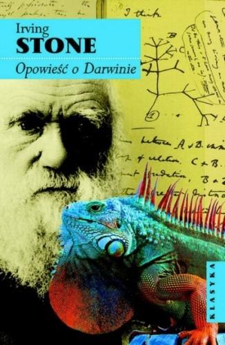Okładka książki Opowieść o Darwinie