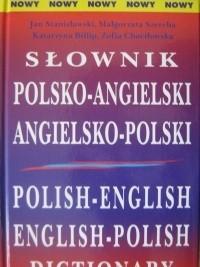 Okładka książki Słownik polsko - angielski, angielsko - polski