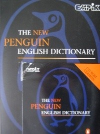Okładka książki The new Penguin English dictionary