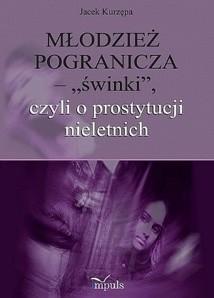 Okładka książki Młodzież pogranicza -