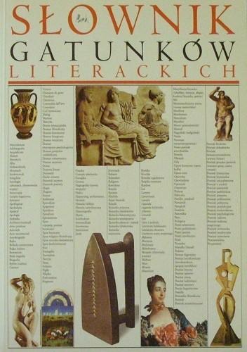 Okładka książki Słownik gatunków literackich