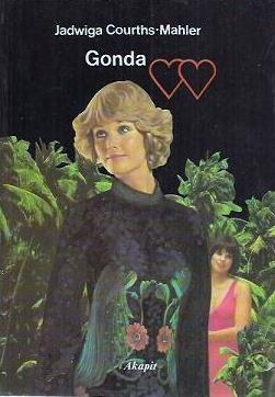 Okładka książki Gonda