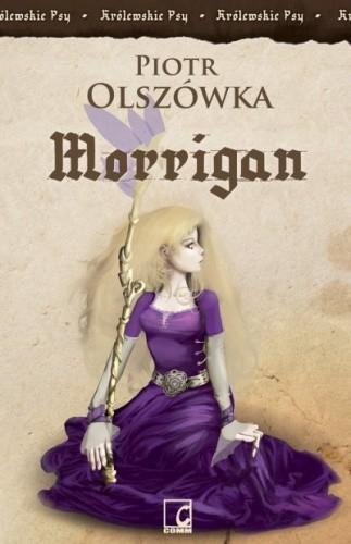 Okładka książki Morrigan