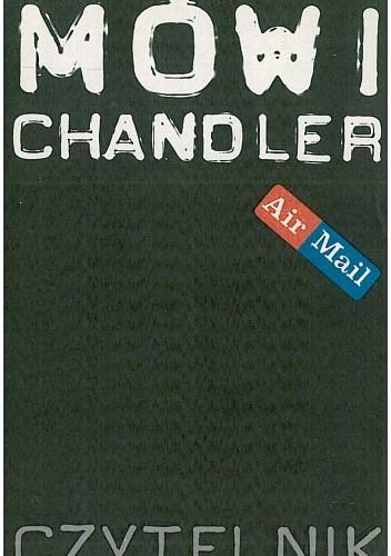 Okładka książki Mówi Chandler