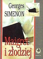 Okładka książki Maigret i złodziej