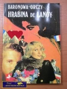 Okładka książki Hrabina de Lanoy
