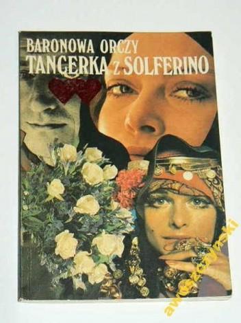 Okładka książki Tancerka z Solferino