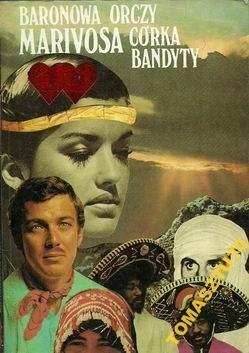 Okładka książki Marivosa córka bandyty