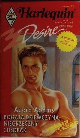Okładka książki Bogata dziewczyna, niegrzeczny chłopak