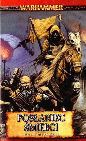 Okładka książki Posłaniec śmierci