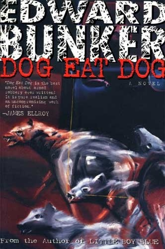 Okładka książki Dog Eat Dog