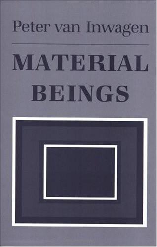 Okładka książki Material Beings