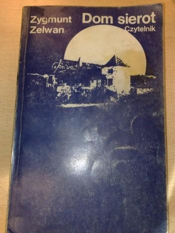 Okładka książki Dom sierot