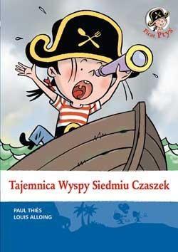 Okładka książki Tajemnica Wyspy Siedmiu Czaszek