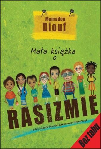 Okładka książki Mała książka o rasizmie