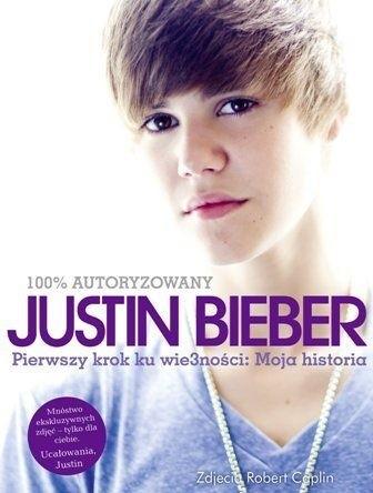 Okładka książki Pierwszy krok ku wie3ności: Moja historia