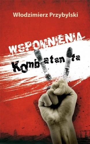 Okładka książki Wspomnienia kombatanta