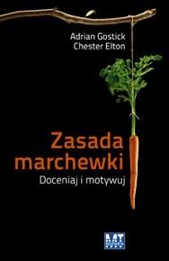 Okładka książki Zasada marchewki