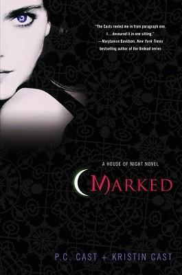 Okładka książki Marked