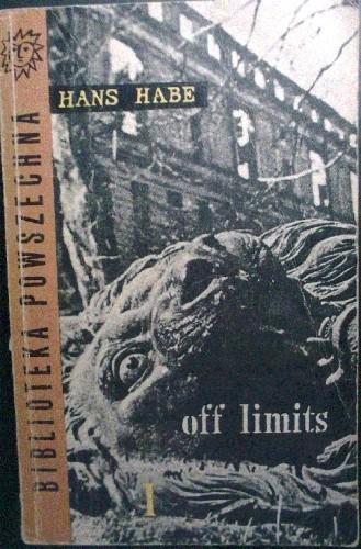Okładka książki Off limits. Tom I
