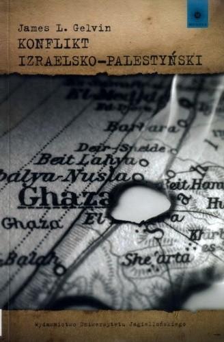 Okładka książki Konflikt izraelsko-palestyński