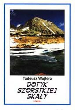 Okładka książki Dotyk szorstkiej skały