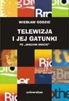 Okładka książki Telewizja i Jej Gatunki po