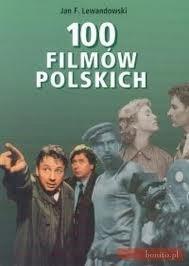 Okładka książki 100 filmów polskich