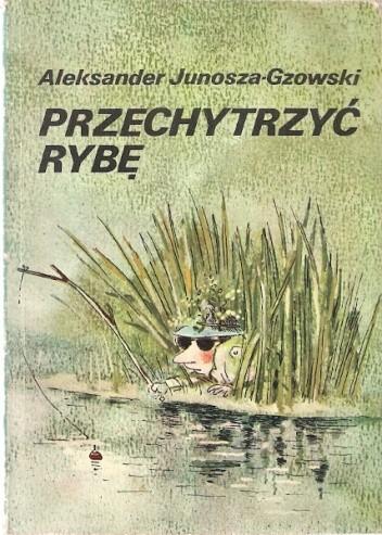 Okładka książki Przechytrzyć Rybę