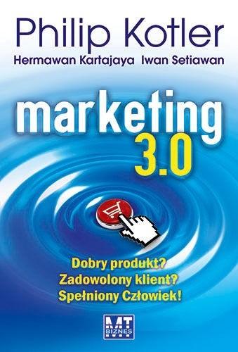 Okładka książki Marketing 3.0