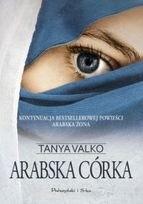 Okładka książki Arabska córka