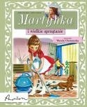 Okładka książki Martynka i wielkie sprzątanie