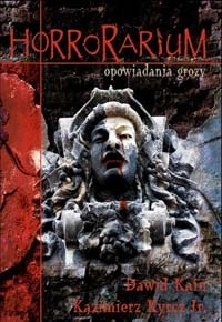Okładka książki Horrorarium