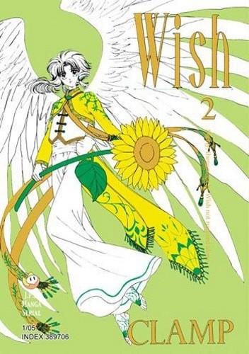 Okładka książki Wish tom 2