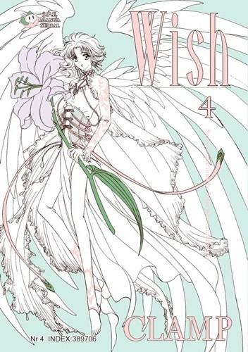Okładka książki Wish tom 4