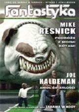 Okładka książki Nowa Fantastyka 284 (5/2006)