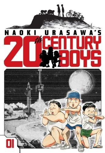 Okładka książki Naoki Urasawa's 20th Century Boys vol. 1