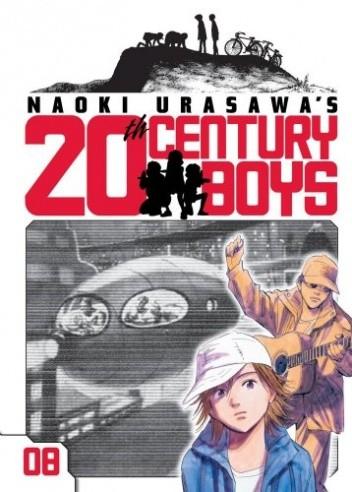 Okładka książki Naoki Urasawa's 20th Century Boys vol. 8