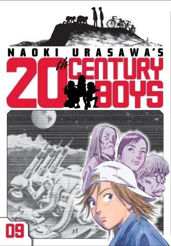 Okładka książki Naoki Urasawa's 20th Century Boys vol. 9