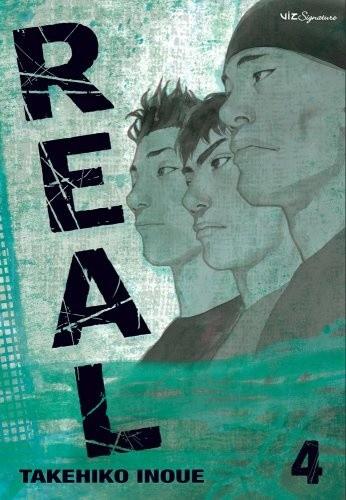 Okładka książki Real vol. 4