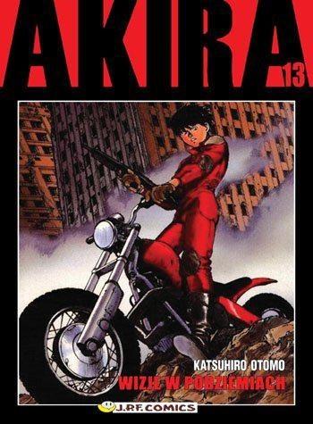 Okładka książki Akira tom 13. Wizje w podziemiach