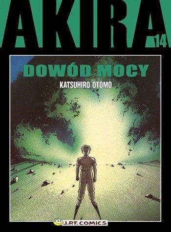 Okładka książki Akira tom 14 D.owód mocy